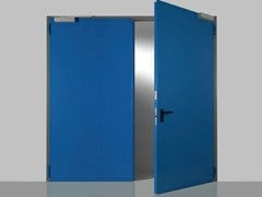 Porta tagliafuocoREI 60 - 120 - CAMPISA