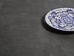 Pavimento/rivestimento in gres porcellanato effetto cementoRELATE FLAME | Pavimento/rivestimento effetto cemento - CERAMICHE CAESAR
