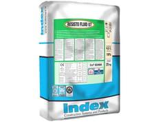 INDEX, RESISTO FLUID 07 Malta colabile strutturale a grana fine per cls