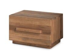 Comodino rettangolare in legno REST | Comodino - Oliver B. Wild