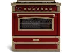 Cucina a libera installazione in acciaioRESTART ELG090_G1 - OFFICINE GULLO