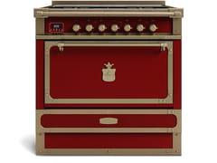 Cucina a libera installazione in acciaioRESTART ELG090_S1 - OFFICINE GULLO