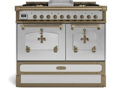 Cucina a libera installazione in acciaioRESTART ELG100_B2 - OFFICINE GULLO