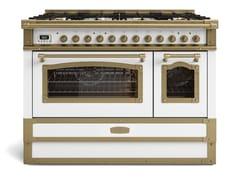 Cucina a libera installazione in acciaioRESTART ELG120OB2 - OFFICINE GULLO