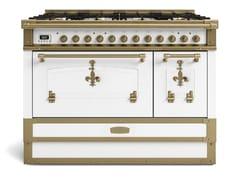 Cucina a libera installazione in acciaioRESTART ELG120OG2 - OFFICINE GULLO