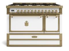 Cucina a libera installazione in acciaioRESTART ELG120OS2 - OFFICINE GULLO