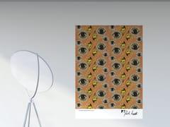 Artwork adesivo riposizionabile in pvcRETICOLATO BOTANISTA | Poster - PPPATTERN