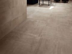 Pavimento/rivestimento in gres porcellanato effetto pietraREVSTONE BROWN - CERAMICA SANT'AGOSTINO