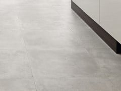 Pavimento/rivestimento effetto cemento RHIN NATURAL - Rhin