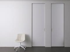 Porta scorrevole a scomparsa in vetroRI-TRAIT   Porta scorrevole a scomparsa - ALBED