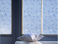 Pellicola per vetri adesiva decorativaRICOCHETS - ACTE DECO