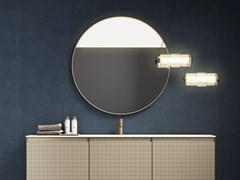 ARTELINEA, RIFLESSI | Specchio rotondo  Specchio rotondo