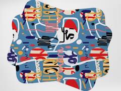 Tovaglietta rettangolare in PVCRIGHTS WORDS   Tovaglietta - PPPATTERN