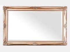 Specchio rettangolare in legno in stile classico con corniceRING   Specchio - AMA DESIGN