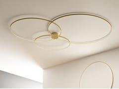 Lampada da soffitto a LEDRINGS | Lampada da soffitto - ZAVA