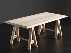 Tavolo da pranzo rettangolare in legno RIO + HORSE - ECOLAB 2