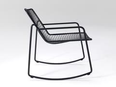 Lounge dondolo in acciaioRIO R50 - EMU GROUP