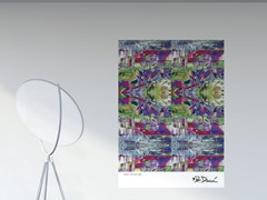 Decorazione adesiva optical in PVC RIPPED | Poster - PPPATTERN
