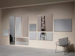 Specchio rettangolare da pareteRISMA - ANTONIO LUPI DESIGN®