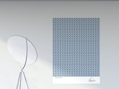Artwork adesivo riposizionabile in pvcRISOTRIANGLE | Poster - PPPATTERN