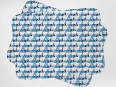 Tovaglietta rettangolare in PVCRISOTRIANGLE | Tovaglietta - PPPATTERN