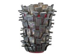 Vaso fatto a mano in vetro soffiatoRITAGLI - VENINI
