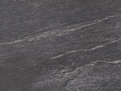 PORCELANOSA, RIVER ANTRACITA Pavimento/rivestimento in gres porcellanato effetto pietra