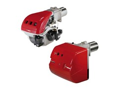 Bruciatore misto gas/gasolio RLS 28-130 - Bruciatori
