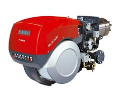 Bruciatore misto gas/gasolio RLS 800/E MX - Bruciatori