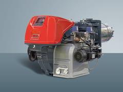 Bruciatore misto gas/gasolio RLS 310÷610/M MX - Bruciatori