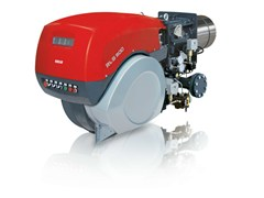 Bruciatore gas/gasolio bistadio progressivo o modulante RLS 800/M MX - Bruciatori