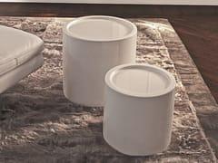 Tavolino da giardino rotondo con vassoioROADSTER | Tavolino rotondo - LONGHI