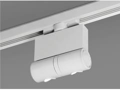 Illuminazione a binario a LED in alluminio ROBOTIC 6445 - Robotic