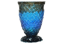 Vaso in resina ROCK EXTRA COLOUR - CORSI DESIGN FACTORY