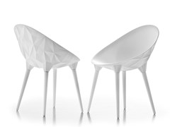 Sedia in poliuretanoROCK CHAIR - MOROSO