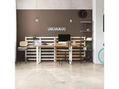 Pavimento/rivestimento in gres porcellanato effetto pietraROCK SALT | White Gold - CERIM FLORIM SPA
