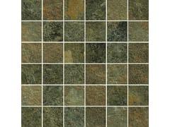 Mosaico in gres porcellanatoROCKING | Mosaico Tobacco - MARAZZI GROUP