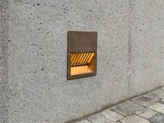 Lampada da parete per esterno a LEDRODES - URBIDERMIS