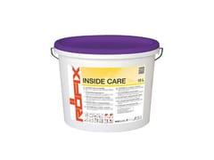 RÖFIX, RÖFIX INSIDE CARE Pittura lavabile resistente alle muffe per interni