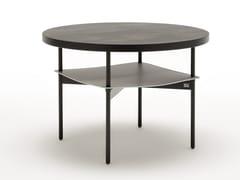 Tavolino rotondo in legno da salotto ROLF BENZ 925 | Tavolino rotondo -