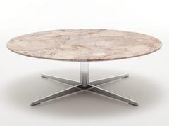 Tavolino rotondo in pietra ROLF BENZ 959 | Tavolino rotondo -
