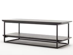 Tavolino rettangolare in legno ROLF BENZ 987 | Tavolino basso -