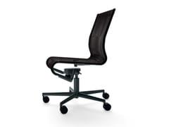 Sedia ufficio ad altezza regolabile girevole con ruoteROLLINGFRAME 52 - 471 - ALIAS