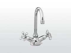 Rubinetto per lavabo monoforo ROMA | 3217 - Roma