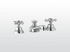 Rubinetto per lavabo a 3 fori ROMA | 3224TC - Roma