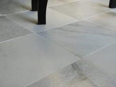 Pavimento/rivestimento in pietra naturale per interniROMAN WHITE VELVET MARBLE - STONE AGE PVT. LTD.