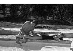Stampa fotograficaROMY SCHNEIDER E ALAIN DELON 1 - ARTPHOTOLIMITED