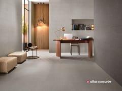 Pavimento in gres porcellanato effetto tessuto ROOM FLOOR | Pavimento in gres porcellanato - Room