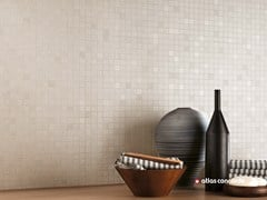 Mosaico in ceramica a pasta bianca ROOM WALL - Room