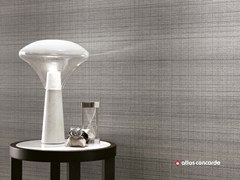 Rivestimento in ceramica a pasta bianca effetto tessuto ROOM WALL | Rivestimento in ceramica a pasta bianca - Room